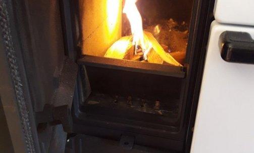 Allumage cuisinière bois - plombier chauffagiste Giat